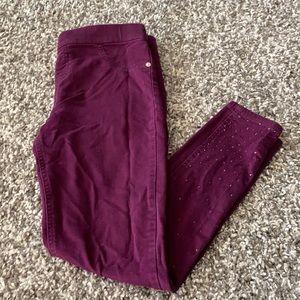 Purple Justice Pants